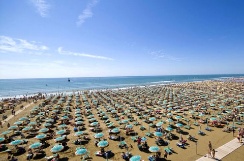 1 hetes vakáció 3-5 főnek az olasz tengerparton