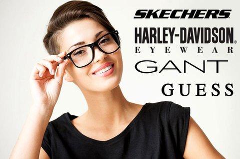 Szemüvegkészítés márkás kerettel, Essilor lencsével