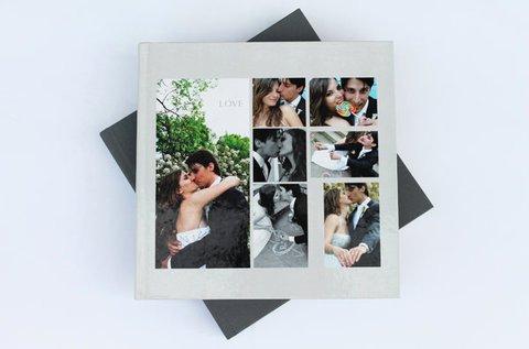 60 oldalas fotókönyv kemény borítóval
