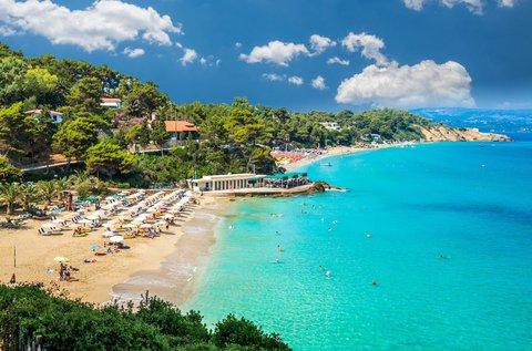 8 napos vakáció Kefalónia szigetén repülővel