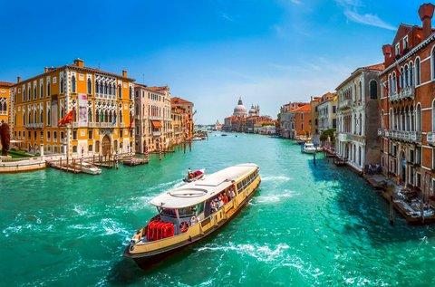 4 napos tavaszi kiruccanás Velencébe repülővel