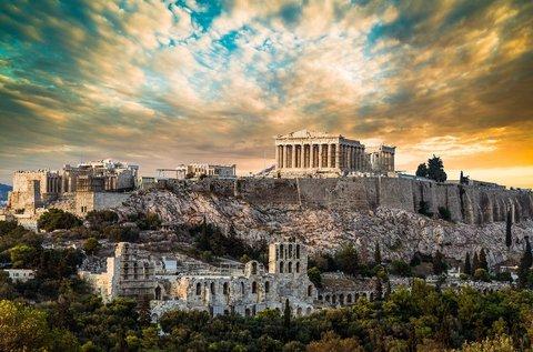 4 napos barangolás a görög fővárosban, Athénban
