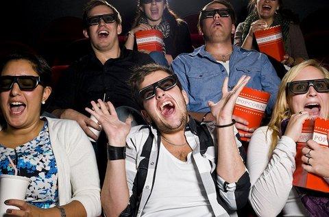 5D mozi és Tükörlabirintus belépő a DreamLandbe