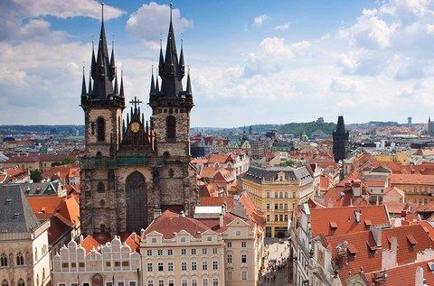 3 napos kikapcsolódás novemberig Prágában