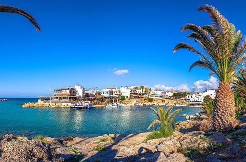 1 hetes nyári hűsölés a mesés Kréta szigetén