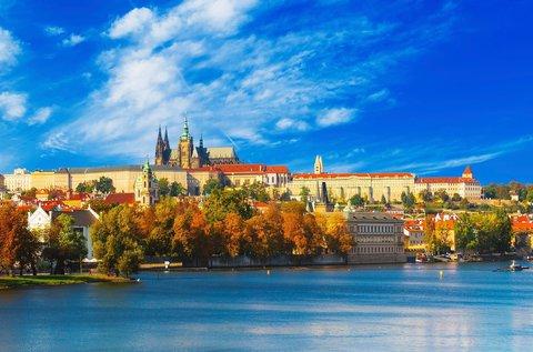 4 napos pihenés a cseh fővárosban, Prágában