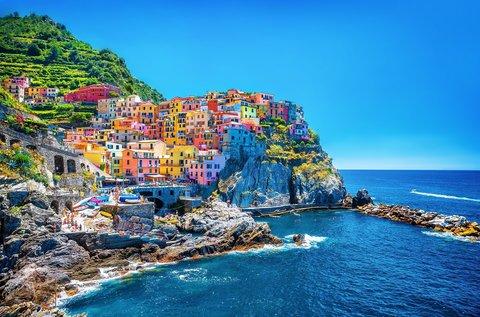 Élménydús barangolás a csodálatos Liguriában