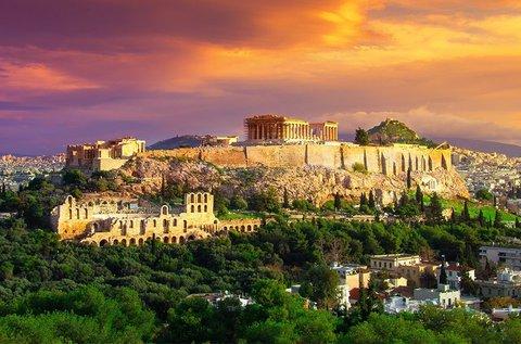 Fedezzétek fel az ókori kultúra fővárosát, Athént!