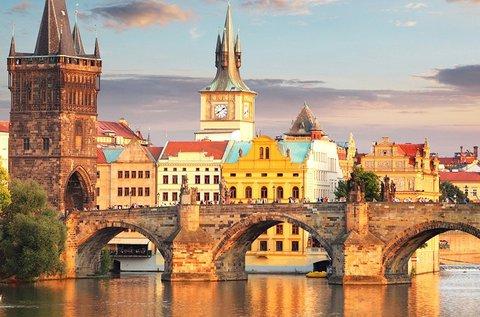 3 napos kalandozás a száztonyú Prágában