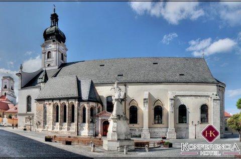 3 napos barangolás Győr barokk belvárosában