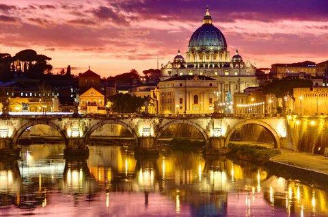 4 napos nyári kiruccanás a szépséges Rómába
