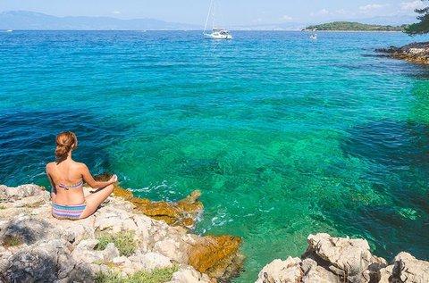 5 napos tengerparti nyár Kraljevicában, buszos úttal