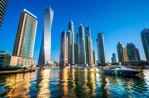 Luxus pihenés a legek városában, Dubai-ban