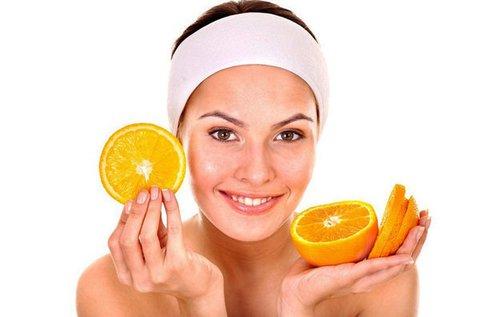 C-vitaminos lifting arckezelés ultrahanggal