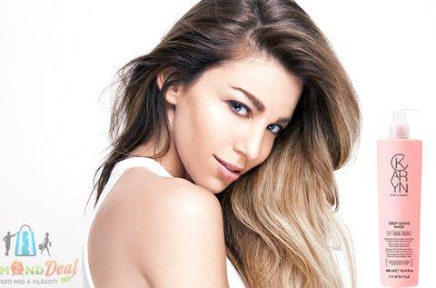 Karyn hajszerkezet újraépítő kezelés