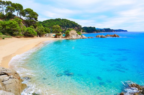 1 hetes tengerparti nyaralás Costa Braván