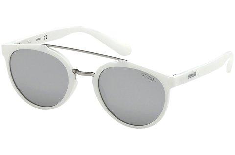 Guess unisex napszemüveg fehér színben
