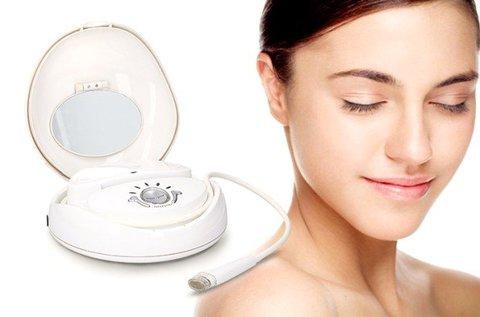 Grundig bőrszépítő készülék 3 db cserélhető fejjel