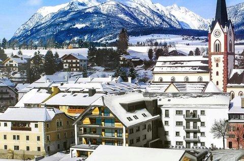 4 napos élménydús síelés 4 fő részére Ausztriában