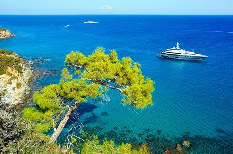 Tavaszi pihenés a festői szigeten, Cipruson