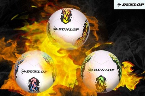 Dunlop focilabda modern, fiatalos mintával