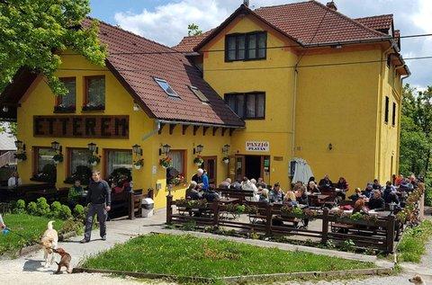 Pihentető napok év végéig a Visegrádi-hegységben