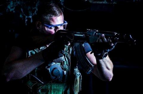 Rambo csomag 1 fő részére 60 lövéssel
