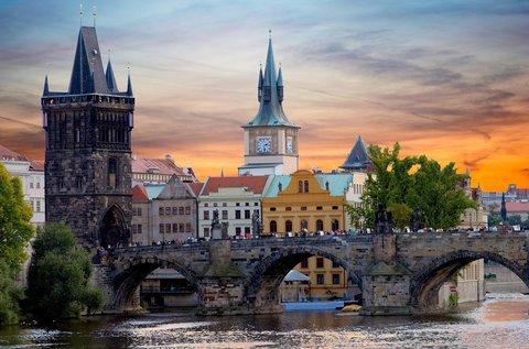 3 napos felfrissülés a családdal Prágában