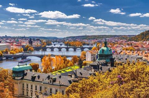 Zavartalan pihenés wellness belépővel Prágában