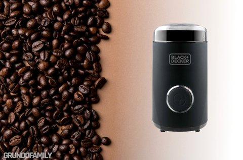Black & Decker elektromos kávédaráló