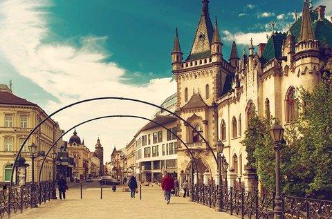 Fedezd fel Kassát és a betléri Andrássy-kastélyt!