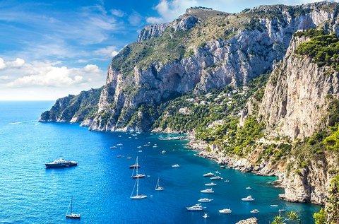 8 napos buszos körutazás 1 főnek Olaszországban