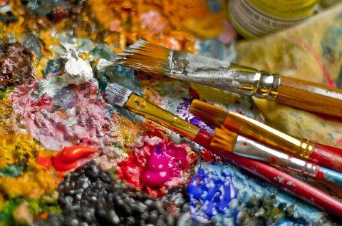 3 órás festő workshop 1 főre eszközhasználattal