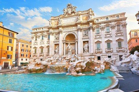 6 napos fantasztikus körutazás Olaszországban