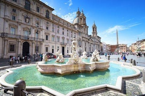 3 napos barangolás az örök Rómában, hétvégén is
