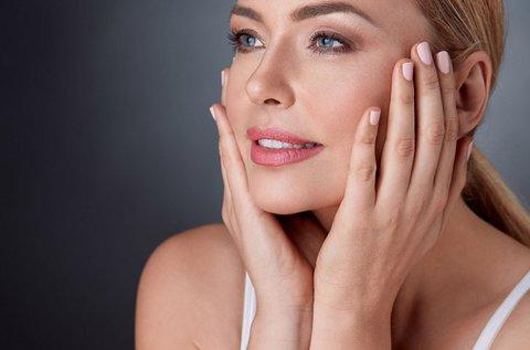 Alap arckezelés bőrtípusnak megfelelő krémezéssel