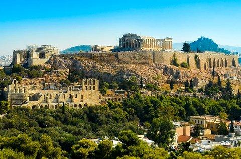 9 napos buszos körutazás 1 főnek Görögországban