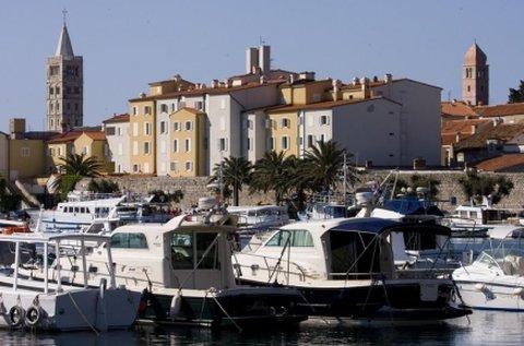 5 napos mediterrán feltöltődés a Rab-szigeten