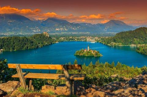 Családi kalandozás a festői Bledi-tó vidékén
