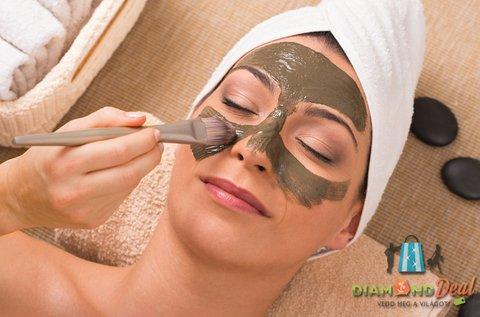 Bőrszépítés Holt-tengeri iszapos maszkkal