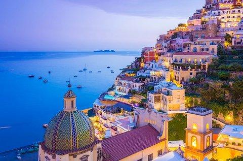 1 hetes buszos körutazás 1 főre Olaszországban