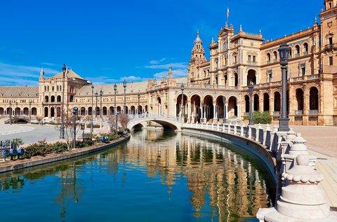 Őszi feltöltődés az andalúz fővárosban, Sevillában