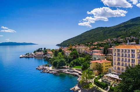 5 napos főszezoni üdülés a Horvát Riviérán