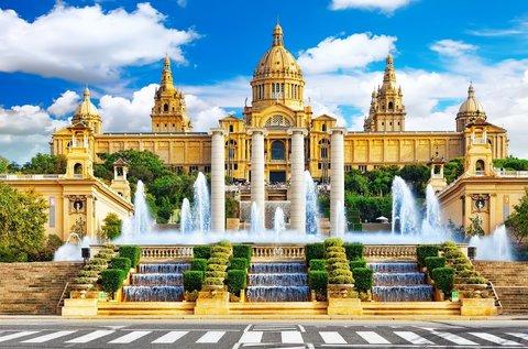 Késő őszi városlátogatás Barcelonában repülővel