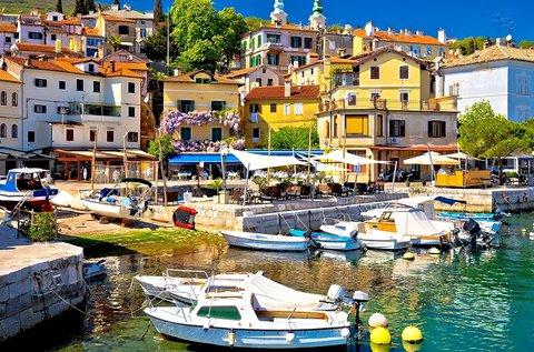 5 napos családi üdülés októberig Opatijában