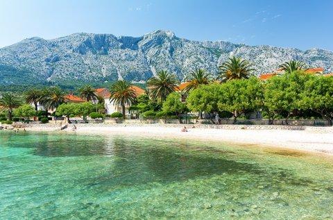 All inclusive tengerparti üdülés Horvátországban