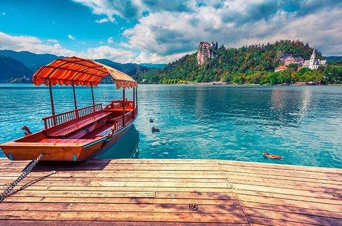 Buszos körutazás Szlovénia varázslatos tájain