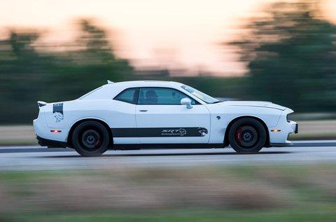 Dodge Challenger HellCat vezetés Kiskunlacházán