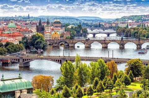 Családi élmények a száztornyú Prágában