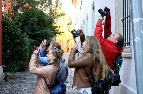 3 napos hétvégi középhaladó fotós tanfolyam